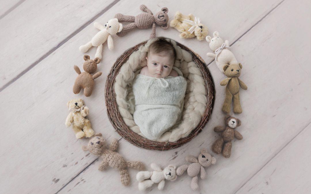 Le meilleur moment pour des photos de nouveau-nés
