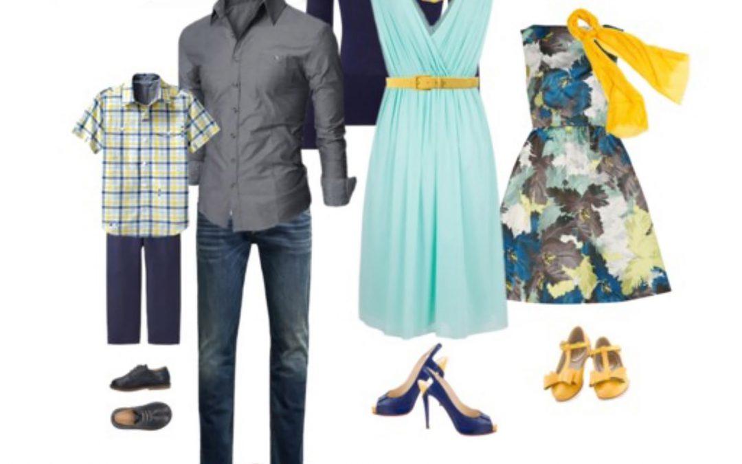 Quels sont les meilleurs vêtements à porter pour les photo de famille?