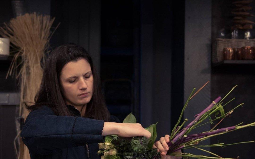 Rencontre avec Passion vert fleuriste